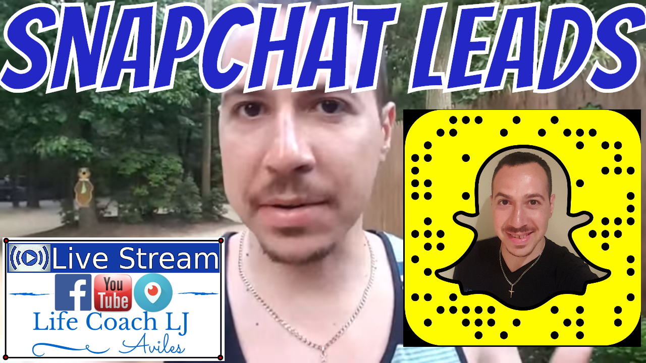 How To Get Leads On Snapchat 2