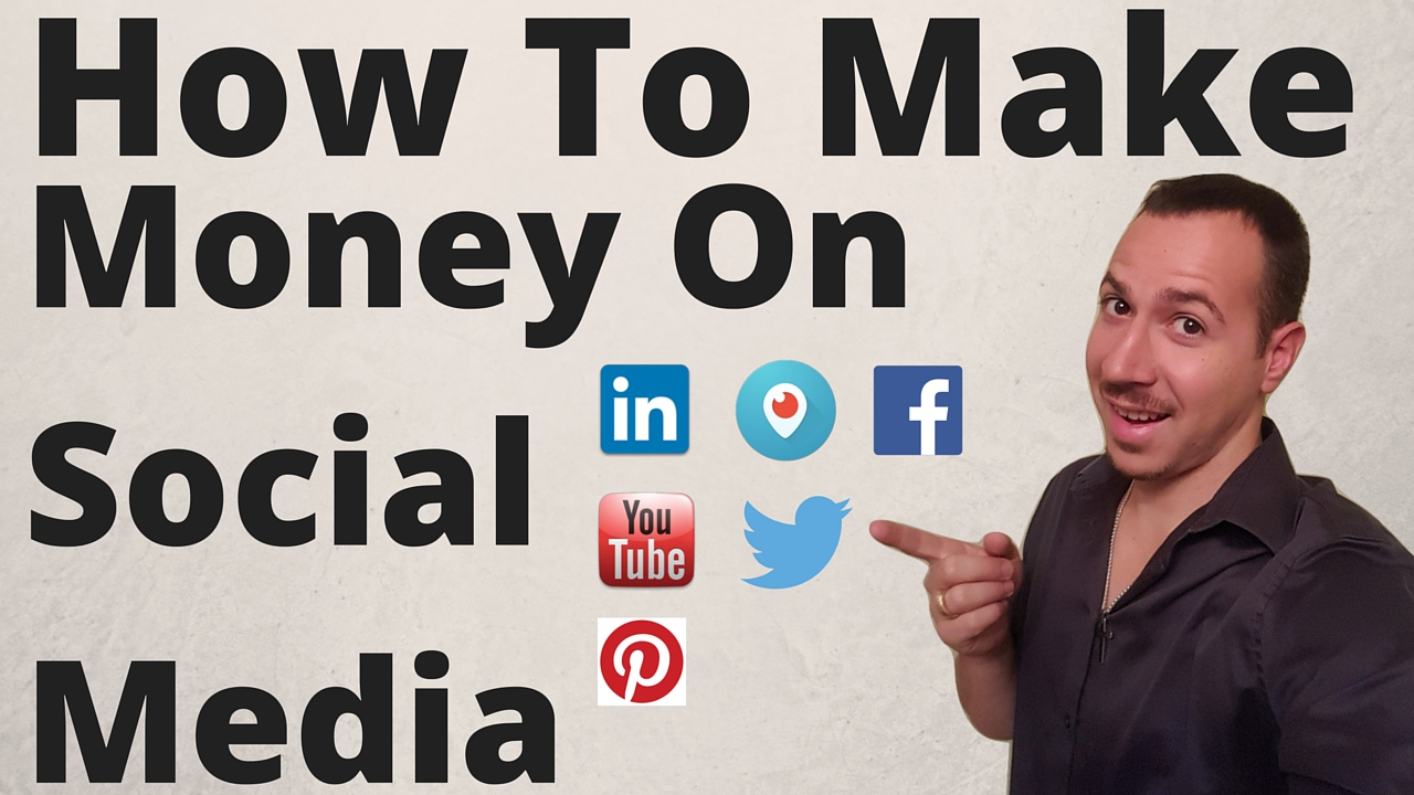 how to make money on social media pdf